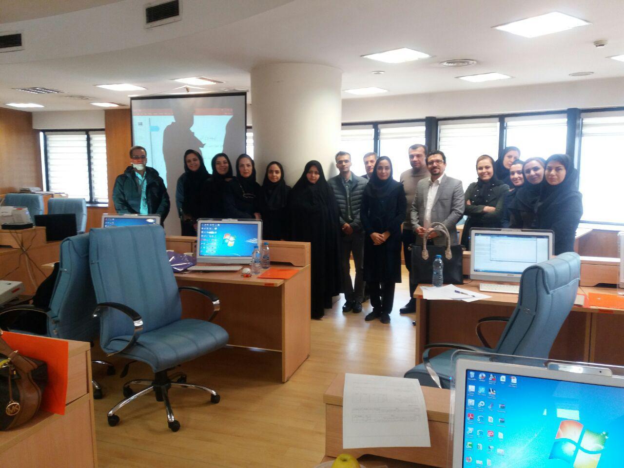 دانشگاه علوم پزشکی ایران دوره تولید محتوای الکترونیکی